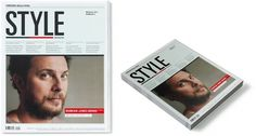 Winkreative - Style Magazine #cover #layout #magazine