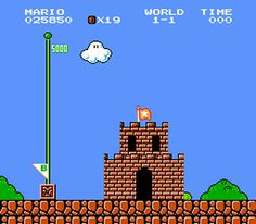 Image result for mario retro screenshot