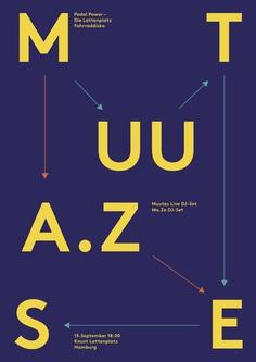 Muutes /Maze Germany 2015