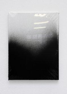 untitled, Nadir, Graphisches Kabinett, Düsseldorf, 2011 #white #minimal #black