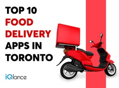 food delivery apps in Toronto