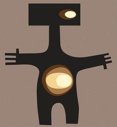Ned Kelly. Sun Dancer. Illustration. Peter Bainbridge. silk screened on handmade French cotton paper. 250gsm 20x30'' peter@peterbainbridge.c