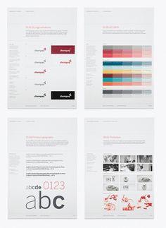 Corporate & Brand Identity - Chempaq, Denmark on the Behance Network