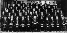 photo #white #school #black #prep #class #men #and