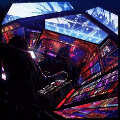 Pilotpriest Album Cover – Kilian Eng – Illustrators & Artists Agents – Début Art #sci #fi #illustration #kilian #eng #neon