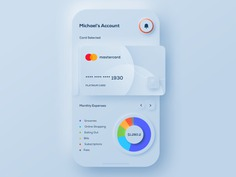 CONCEPTUAL DASHBOARD SCREEN BY OHAD PELED