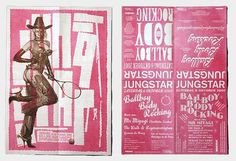 the works of Roel Wouters #design #graphic #poster #typography