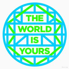 The World Is Yours #james #joyce #the #world #is #yours