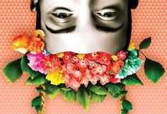 BEAUTIFUL SPRING ▲ INSIDE HEAD on Behance
