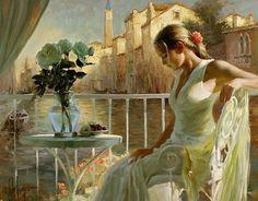 Paintings by Vladimir Volegov | Cuded #vladimir #volegov #paintings