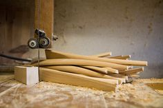 Leis Wood Cooking and Serving Utensils by Gigodesign Photo #wood #kitchen #utensils #saw