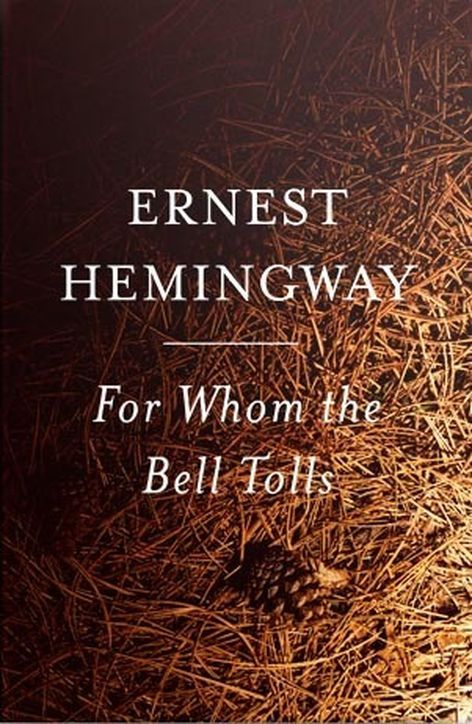 an in depth analysis of ernest hemingways novel for whom the bell tolls A summary on for whom the bell tolls discuss how ernest hemingway's novel expresses the importance of individuals of all ages.