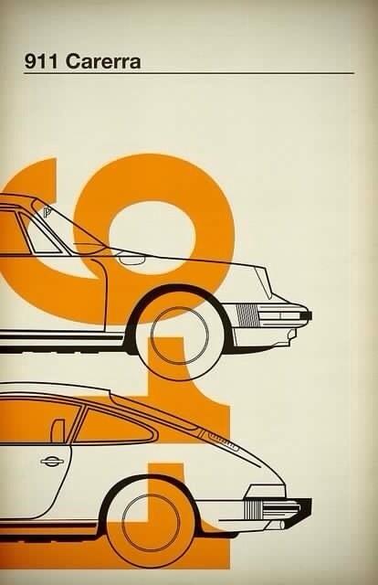 911 Carrera #carrera #cover #porsche #cars #layout #911