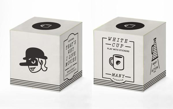 mug packaging3 #hongkong #alonglongtime #packaging #graphic #product #illustration #movies #character #cup