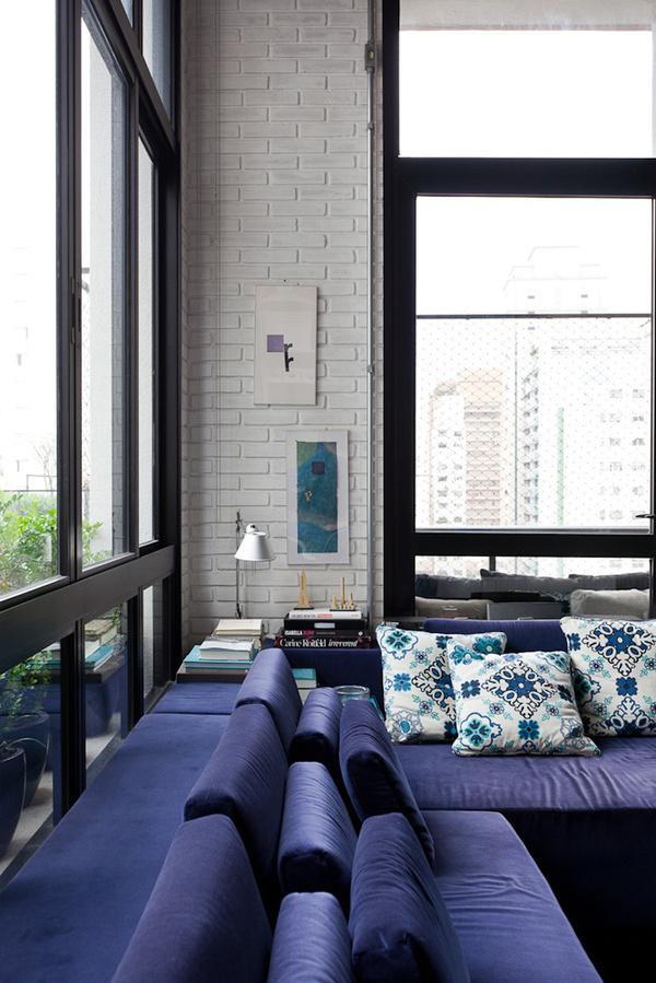 Loft in Itaim by FGMF Arquitetos | Miss Design #interior #urban #loft #modern #design #decor #missdesign #contemporary #industrial