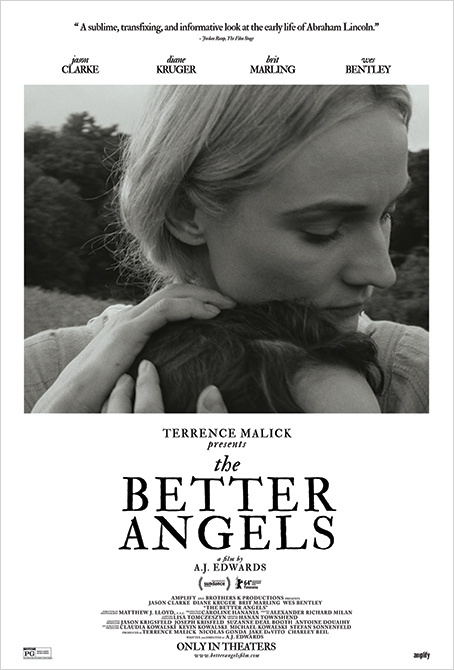The Better Angels – Poster design