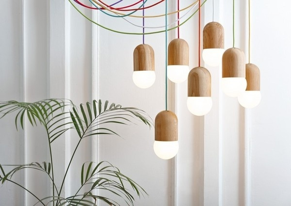 "Katerina Kopytina  |  http://katerinakopytina.com""In LightBeans lamp the globe bulb is not only the source of light but also an inte #lighting #interiors"