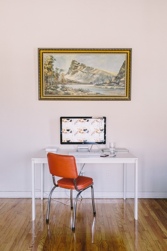 jared chambers – Home & Rome #office #desk #space #home