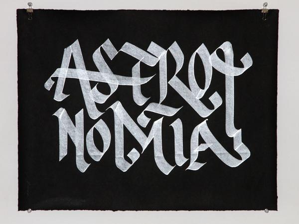 Art › Yomar Augusto #letters #ink #black #yomar #pen #art #caligraphy