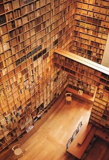 # ARCHITECTURAL PROJECTS /// I was wrong about Tadao Ando | The Funambulist #tadao #museum #ando #books #memorial #architecture #shiba #library #ryotaro #japan