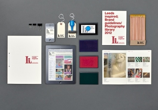 Lee Goater — Recent Projects Showcase | September Industry #inspired #leeds #branding