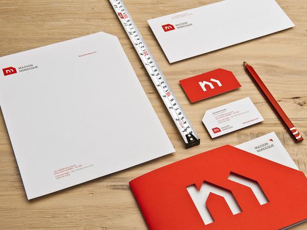 Maison Nordique by lg2 boutique #identity