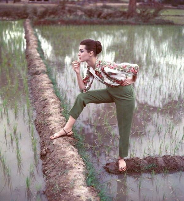 Fashion Photography by Norman Parkinson #fashion #photography #inspiration