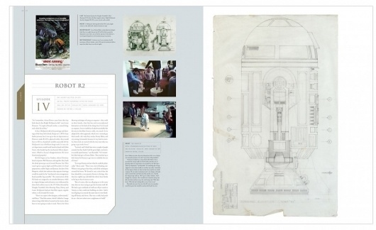 Architecture Photography: Blueprints of the Star Wars Galaxy - Blueprints of the Star Wars Galaxy (164034) - ArchDaily
