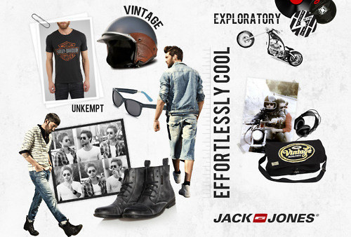 Jack Jones Mood Board #mens #jones #swag #moodboard #design #jack #art #fashion #style #cool