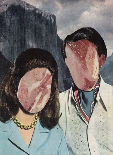 felipe-guga-3.jpg (изображение «JPEG», 620x847 пикселов) #guga #felipe #meat #illustration #collage