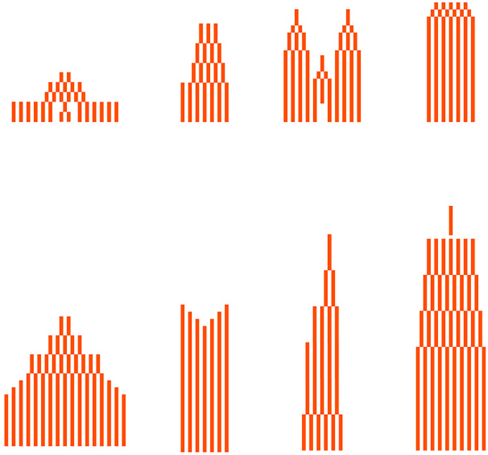 Forma by About Design #orange #branding #vector #shapes