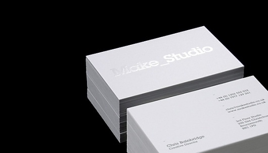 Make_Print on the Behance Network #business #stationary #design #graphic #minimal #cards