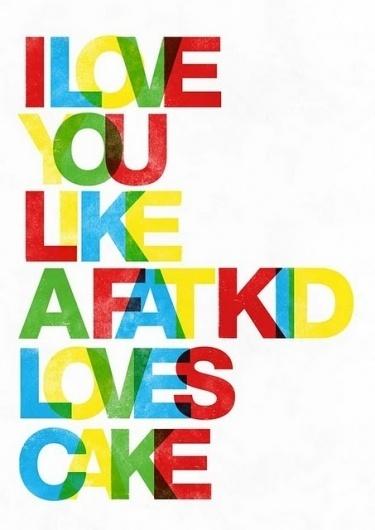 Google Reader (341) #cake #fat #kid #love