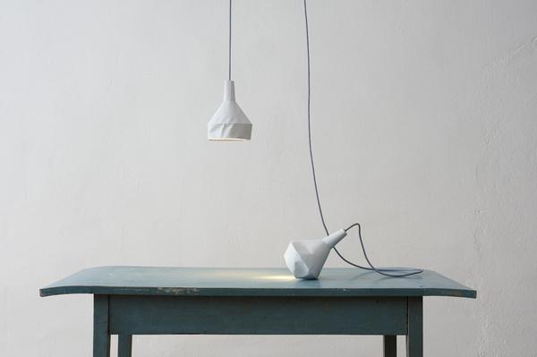 Green Like Paper Lamp Contemporary #interior #design #decor #home #furniture #architecture