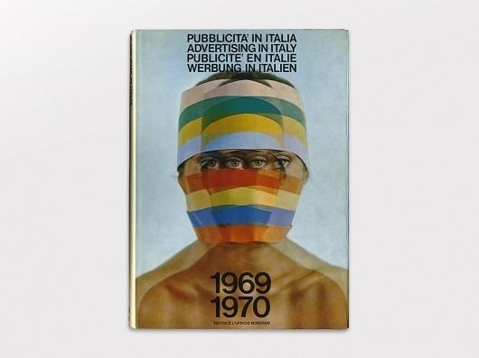Display | Pubblicita in Italia 1969-1970 | Collection #cover #book