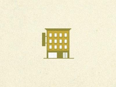 Dribbble - Agency Icon by Dev Gupta #building