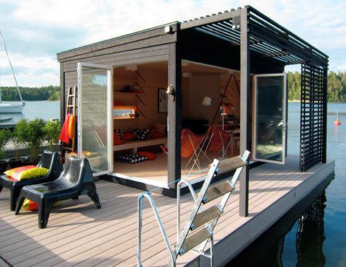 Kenjo: Cabin Like Prefab Guest House or Studio Photo #architecture