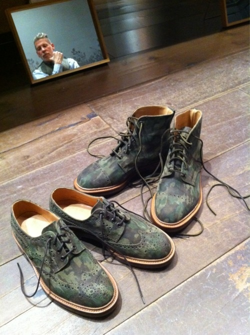 HUNDRED GRAMS #camo #nick #wooster