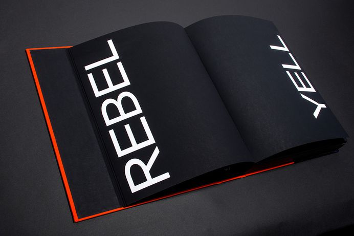 REBEL YELL: THE S.L.A. on Behance