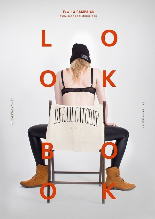 Bohema Clothing #clothing #bohema #girl #lookbook #orange #black #cap #boots