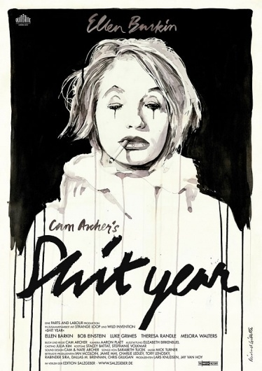 The Best Movie Posters of 2011 on Notebook | MUBI #movie #lettering #poster #film #watercolor
