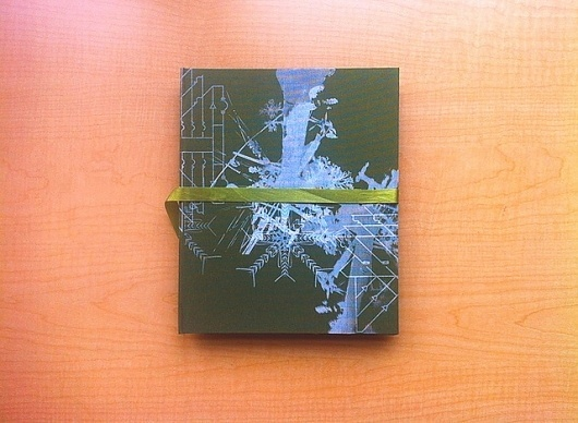 Calm: Folio | Flickr - Photo Sharing! #binding #print #letterpress #book #screen #printing #letter #press