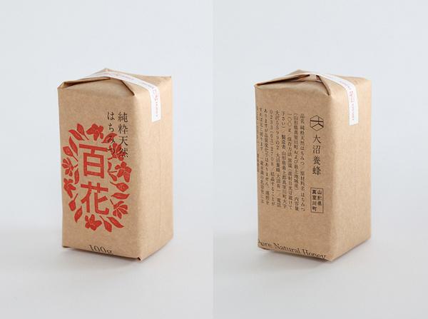 大沼養蜂|アカオニデザイン|山形のデザイン事務所|デザイン・ホームページ制作 #packaging