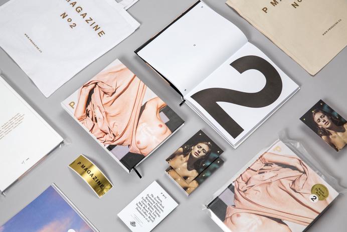 layout, magazine