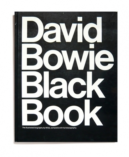 Swiss Cheese and Bullets — Now why is it that I don't already own this? How... #book #1980s #helvetica #david #bowie