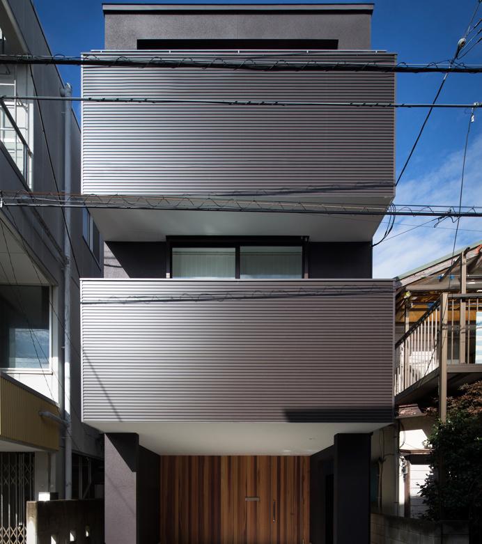 Simple Stylish House