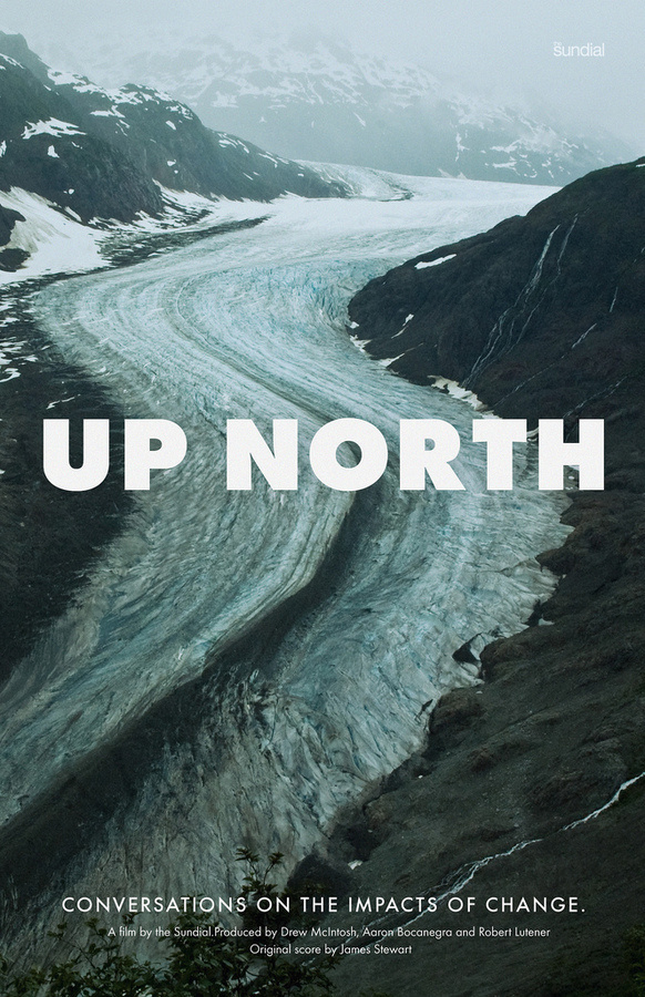 All sizes | Up North Poster | Flickr - Photo Sharing! #north #photo #design #type #still #typography