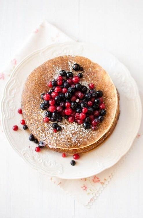 (22) Likes | Tumblr #pancakes #food