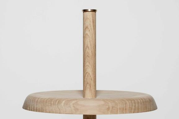 O B J E C T S O F U S E #oak #objects #ceramics #of #design #wood #furniture #use #brass #detail