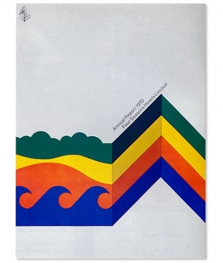 grain edit · Gottschalk + Ash #four #annual #cover #1970s #report #seasons #hotel